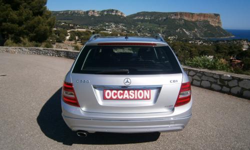 Mercedes C220 break cdi