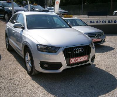 Audi Q3 tdi quattro bva