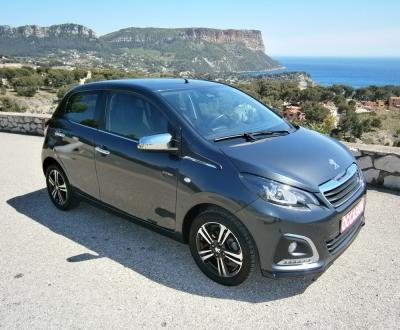 Peugeot 108 gt line