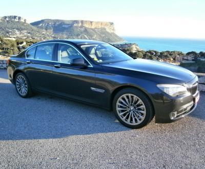 BMW 740 D exclusive xdrive bva