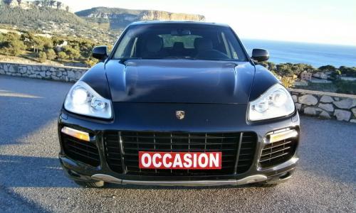Porsche Cayenne turbo s bva