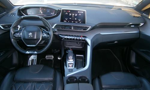 Peugeot 5008 hdi bva gt