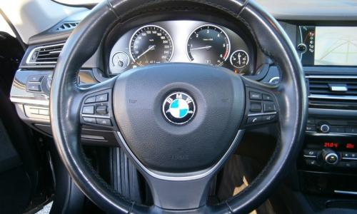 BMW 740 D BVA exclusive