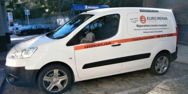 Réparations véhicules toutes marques Eurorepar CassisCars dépannage