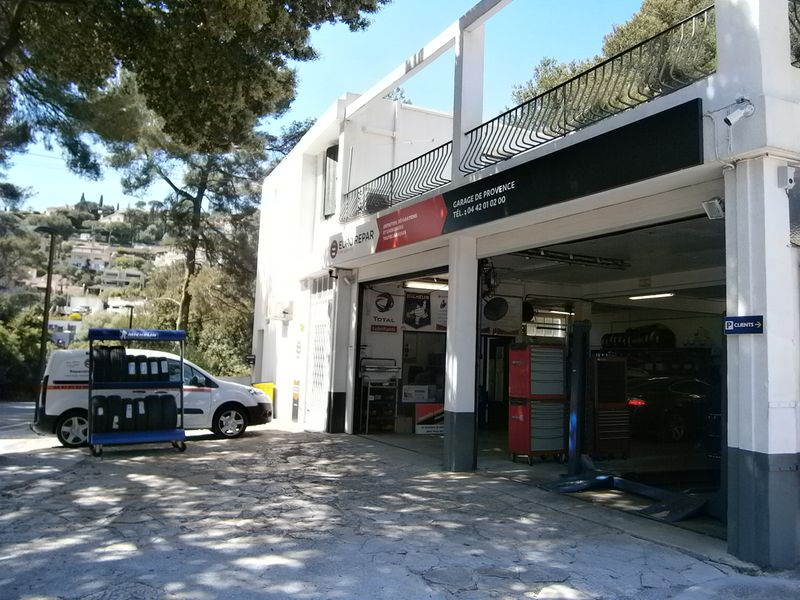 Garage CassisCars Eurorepar à cassis 13