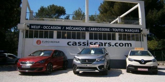 Garage Cassis Cars près de Marseille - Garage de Provence Eurorepar