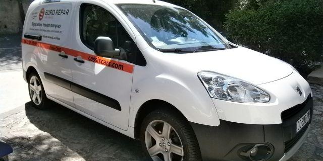Dépannage véhicule entre Marseille et Toulon - CassisCars mécanicien atelier